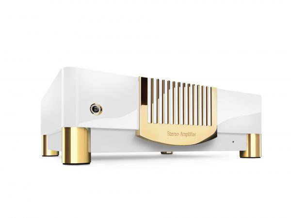 MBL N21 Stereo Power Amplifier White | Stranger High Fidelity