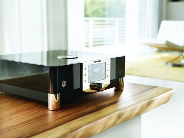 MBL N51 Integrated Amplifier Black | Stranger High Fidelity