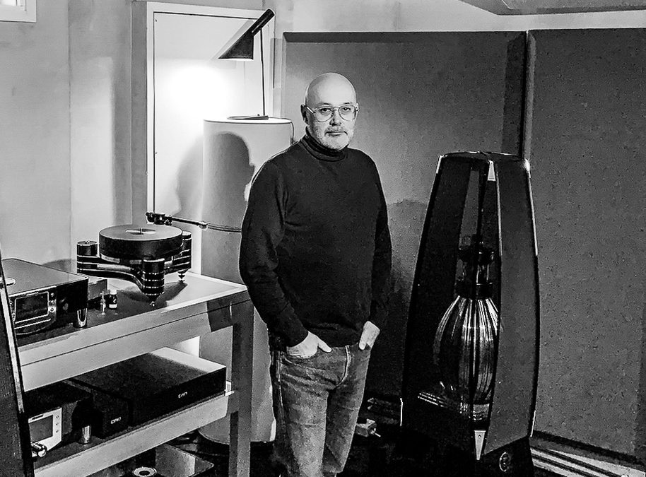 Stereophile interviews Cameron Jenkins of Stranger High Fidelity: can he bridge the  gap between Pro Audio and Hifi?