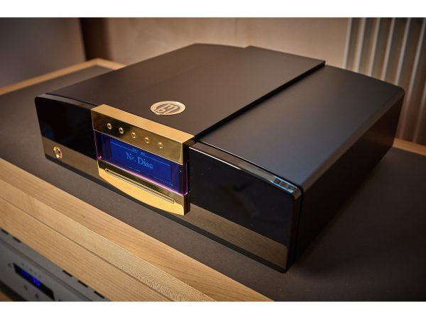Mbl C31 CD DAC 1   Stranger High Fidelity
